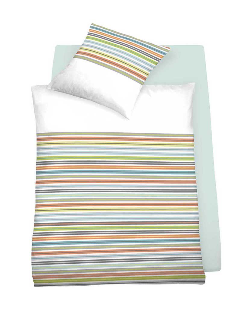 Povlečení SCHLAFGUT® Daily Cotton Jersey 140x200 70x90 art. 6421-640