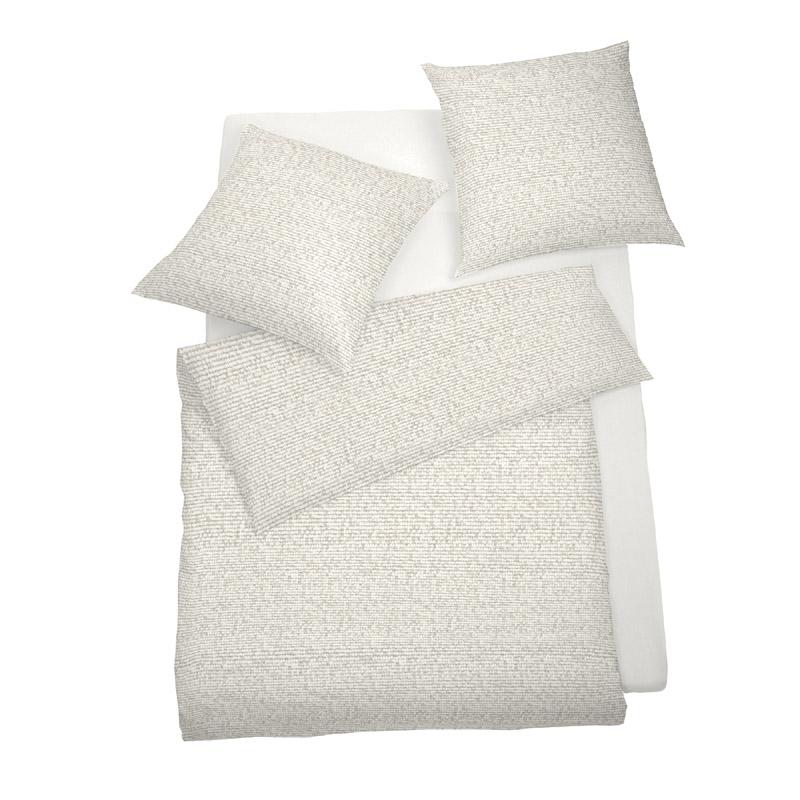 Povlečení SCHLAFGUT® Soft Touch Cotton Jersey 140x200 70x90 art. 6118-030