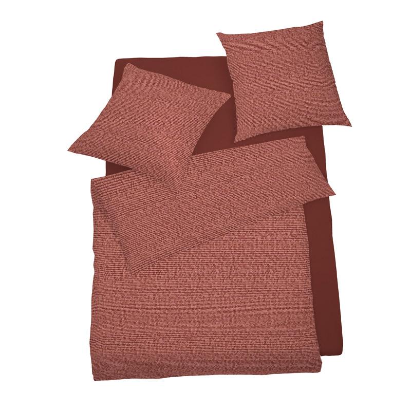 Povlečení SCHLAFGUT® Soft Touch Cotton Jersey 140x200 70x90 art. 6118-357