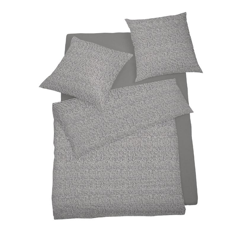 Povlečení SCHLAFGUT® Soft Touch Cotton Jersey 140x200 70x90 art. 6118-814