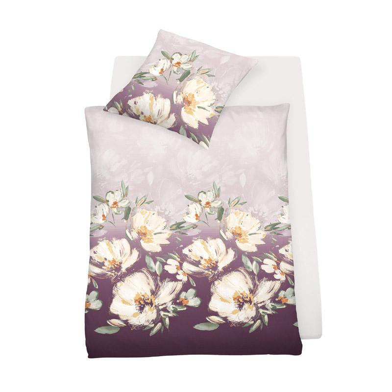 Povlečení SCHLAFGUT® Soft Touch Cotton Jersey 140x200 70x90 art. 6333-404