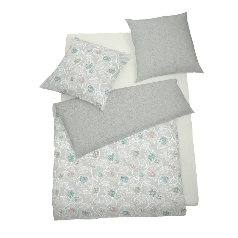 Povlečení SCHLAFGUT® Soft Touch Cotton Jersey 140x200 70x90 art. 6479-046
