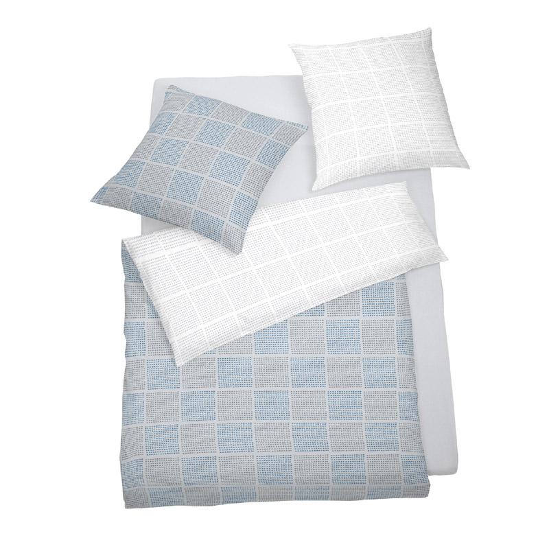 Povlečení SCHLAFGUT® Soft Touch Cotton Jersey 140x200 70x90 art. 6496-040