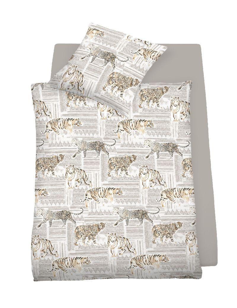Povlečení SCHLAFGUT® Soft Touch Cotton Jersey 140x200 70x90 art. 6357-755