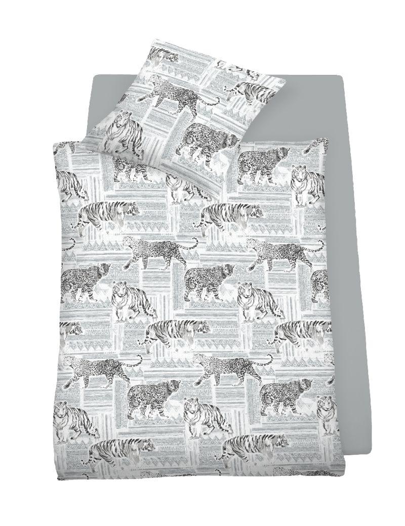 Povlečení SCHLAFGUT® Soft Touch Cotton Jersey 140x200 70x90 art. 6357-881