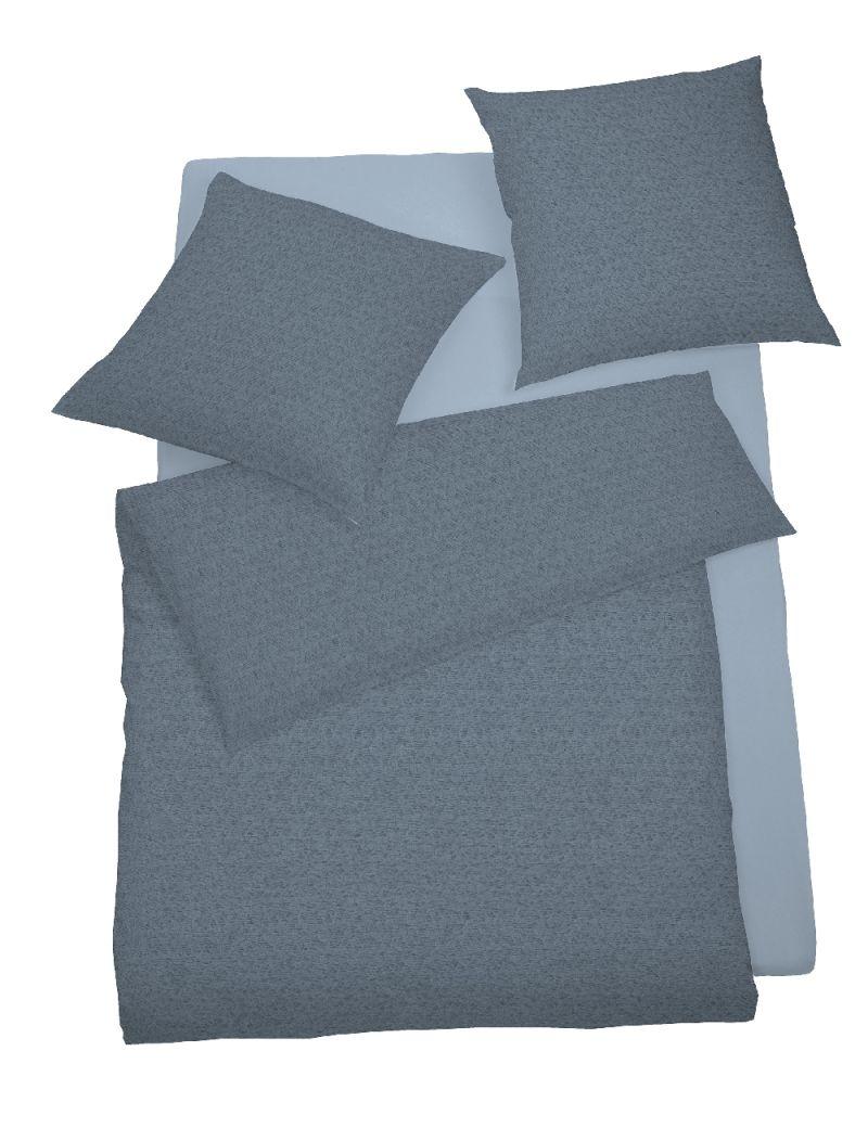 Povlečení SCHLAFGUT® Soft Touch Cotton Jersey 140x200 70x90 art. 6321-536