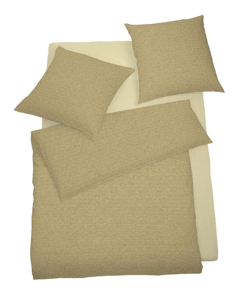 Povlečení SCHLAFGUT® Soft Touch Cotton Jersey 140x200 70x90 art. 6321-166