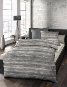 Povlečení SCHLAFGUT® Soft Touch Cotton Jersey 200x220 2x80x80 art. 5372-804F