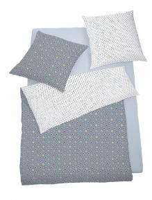 Povlečení SCHLAFGUT® Soft Touch Cotton Jersey 140x200 70x90 art. 5946-551