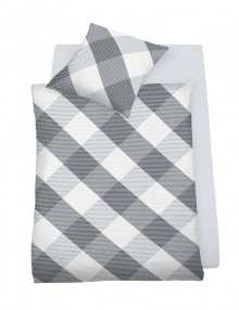 Povlečení SCHLAFGUT® Soft Touch Cotton Jersey 140x200 70x90 art. 5987-918