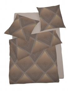 Povlečení SCHLAFGUT® Mako Saten Select 140x200 70x90 art. 5906-734