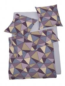 Povlečení SCHLAFGUT® Soft Touch Cotton Jersey 140x200 70x90 art. 6148-466