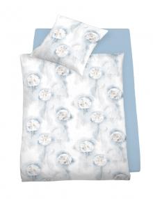 Povlečení SCHLAFGUT® Soft Touch Cotton Jersey 140x200 70x90 art. 6120-507
