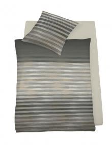 Povlečení francouzské SCHLAFGUT® Mako Saten Select 2x70x90 + 240/200 art. 5155-611F