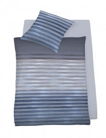 Povlečení francouzské SCHLAFGUT® Mako Saten Select 2x70x90 + 240/200 art. 5155-510F