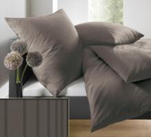 Povlečení prodloužené schlafgut® UNI Mako Saten Select 140x220 70x90 art. 7855-774x