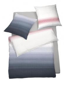 Povlečení prodloužené SCHLAFGUT® Mako Saten Select 140x220 70x90 art. 4437-914x