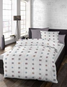 Povlečení prodloužené SCHLAFGUT® Soft Touch Cotton Jersey 140x220 70x90 art. 5712-438x