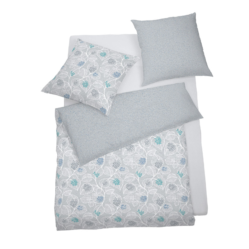 Povlečení SCHLAFGUT® Soft Touch Cotton Jersey 140x200 70x90 art. 6479-023