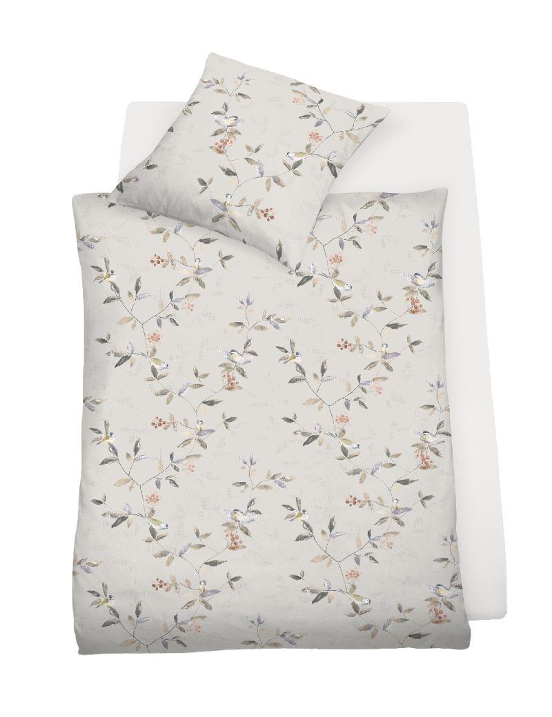 Povlečení SCHLAFGUT® Soft Touch Cotton Jersey 140x200 70x90 art. 6273-787