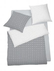 Povlečení SCHLAFGUT® Soft Touch Cotton Jersey 140x200 70x90 art. 5946-807