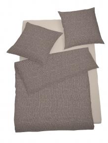 Povlečení SCHLAFGUT® Soft Touch Cotton Jersey 140x200 70x90 art. 6132-758
